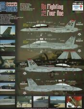 Two Bobs Decals 48197 1:48 Boeing F/A-18F Super Hornet Fighting 41