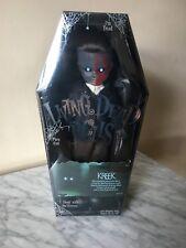 Living Dead Dolls Kreek Series 31 Don't Turn Out The Light Mezco Factory Sealed!