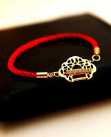 Feng Shui chinese wealth lock coin design bracelet for abundance and prosperity