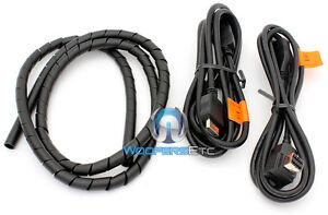 PIONEER CD-IH202 AppRADIO HDMI USB IPHONE CABLE KIT FOR SPH-DA1005 AVIC-Z150BH