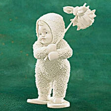 DEPT 56  SNOWBABIES THERE'S NO PLACE LIKE HOME