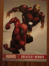 MARVEL GREATEST HEROES: PROMO CARD: P1