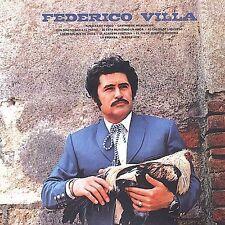 VILLA,FEDERICO : Punales De Fuego CD