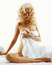 Christina Aguilera Sexy Singer Hot in Bed 8x10 Photo #3