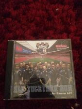 All Together Now For Barrow AFC- The Bay- 2010 Audio CD