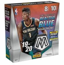2019-20 Panini MOSAIC Basketball Card MEGA BOX In hand