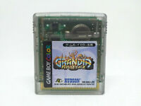 Game Junge Farbe - Grandia Parallel Trippers Patrone Kartusche Japan Version