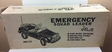 Vintage Box Only for Child Size Emergency Squad Leader Pedal Car by Pines P176
