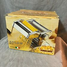 Marcato Atlas Mod No 150 Italy Made Deluxe Pasta Noodle Maker Machine