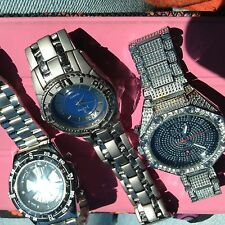Lot of two mens watches