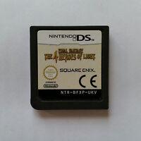 FINAL FANTASY The 4 Heroes of Light Nintendo DS / envoi gratuit
