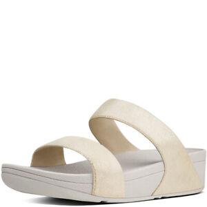 Fitflop Shimmy Suede Slide Sandal