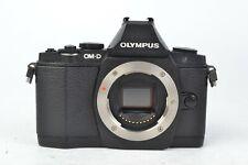 Olympus OM-D E-M5 16.1 MP Digital Camera Black (Body Only) #J26996