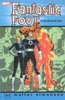 Fantastic Four Visionaries Walter Simonson Volume 1 GN Ron Lim F4 TPB OOP New NM