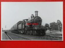 PHOTO  MIDLAND RAILWAY CLASS 1853 LOCO NO 647 AT BLACKWALL 4/7/14