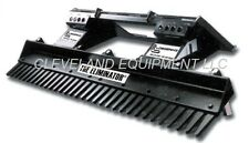 "42"" ELIMINATOR LANDSCAPE RAKE ATTACHMENT - Bobcat MT55 MT85 Skid-Steer Scarifier"