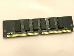 NEC MC-4210000A36FE-70  4MB 72 PIN 70NS FAST PAGE SIMM WITH PARITY FPM  fcb13.16