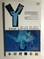 Y THE LAST MAN volume 4 Safeword (2004) DC Vertigo Comics TPB FINE