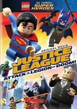 Lego DC Super Heroes: Justice League - Attack of the Legion of Doom! [New DVD]