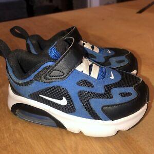 Toddler Nike Air Max 200 Running Shoes AT5629-402- Size 7C