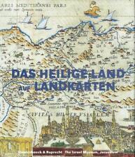 Rubin, Rehav; Kadmon, Naftali - Das Heilige Land auf Landkarten