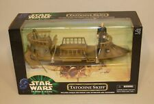 1999 Hasbro Star Wars Power of the Force Tatooine Skiff New in Sealed Box