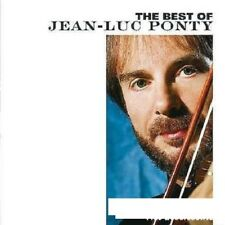 Jean-Luc Ponty - Best Of -  New Factory Sealed CD
