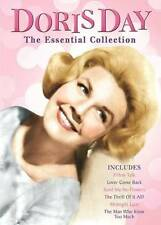 DORIS DAY: THE ESSENTIAL COLLECTION NEW DVD