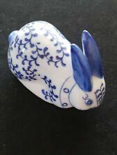 Vintage Ceramic Bunny Figurine