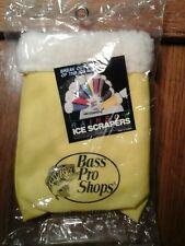 Bass Pro Shops ice scraper mitt, nos