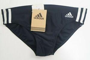 Adidas Swim Kinder Jungen Bade Schwimm Hose Trunk Vintage 90's blau Gr. 176 #P89