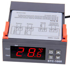 Digital STC-1000 All-Purpose Temperature Controller Thermostat With Sensor 220V