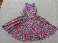 Black Milk Inside Out Dress IOD Tartan Barbie V Candy Hearts NEW Size M
