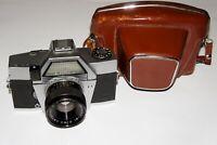 RARE Kiev-10 Soviet USSR 35 mm camera + Helios-81 2/50 lens NICE WORKS EXCELLENT
