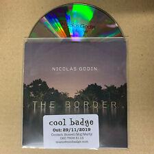 Nicolas Godin - The Border. 2 track promo CD (2019) AIR