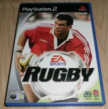 New listing EA Sports Rugby ...Playstation 2 Game