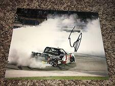 Erik Jones Signed 8x10 Photo NASCAR autograph COA