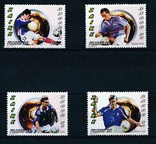 [32464] Zaire 1996 Soccer Good set Very Fine MNH stamps