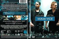 (DVD) Miami Vice - Jamie Foxx, Colin Farrell, Gong Li, Naomie Harris