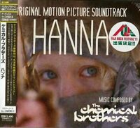 THE CHEMICAL BROTHERS-HANNA-JAPAN CD F22