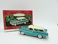 Hallmark Keepsake 1955 Chevrolet Nomad Wagon American Cars Collector's Series