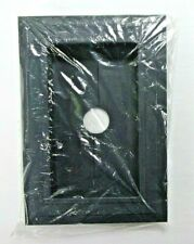 Recessed Vinyl Split Mounting Block, Blue-Gray Color #Z15885 - New!
