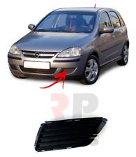 DESTRA VAUXHALL Opel Combo C 2003-2010 Paraurti Anteriore Stampaggio Trim COPPIA SINISTRA