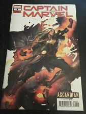 "Captain Marvel#4 Incredible Condition 9.4(2019)""Asgardian Variant"""