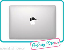 "Adesivo ""Berretto"" per  Mac Book Pro/Air 13 - Stickers ""Cap"" x apple MacBookPro"