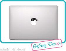 """Adesivo """"Berretto"""" per  Mac Book Pro/Air 13 - Stickers """"Cap"""" x apple MacBookPro"""