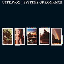 Ultravox Systems Romance (LTD 180 gr White 1LP Vinyl + CD) 40th anni. NEW