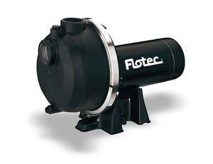 Flotec FP5182-08 Sprinkler Pump, 2 HP, 69 Max GPM