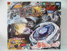 TAKARA TOMY BEYBLADE BB107 BIG BANG PEGASUS PEGASIS DX SET+Launcher+Grip+Stadium