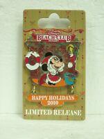 Pin 80575: WDW Happy Holidays 2010 Disney's Beach Club Resort - Minnie Mouse